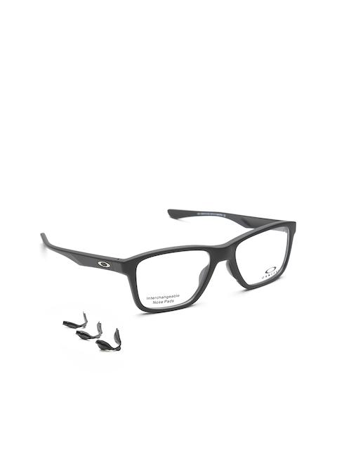 OAKLEY Unisex Black Rectangular Frames 0OX810681060152