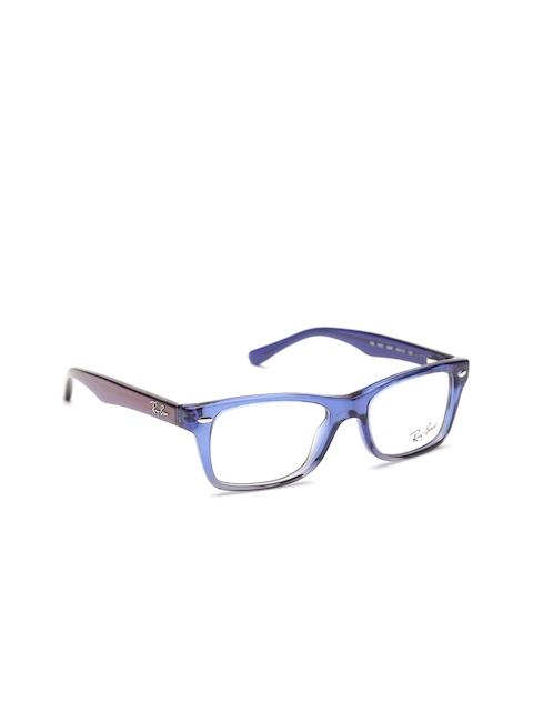 Ray-Ban Unisex Blue Rectangular Frames 0RY1531364746-3647