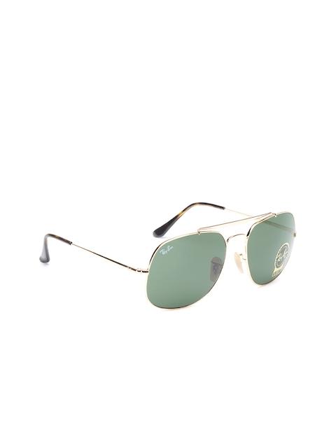Ray-Ban Men Square Sunglasses 0RB356100157