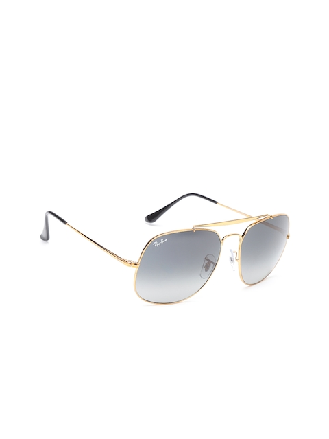 Ray-Ban Men Square Sunglasses 0RB3561197/7157-197/71