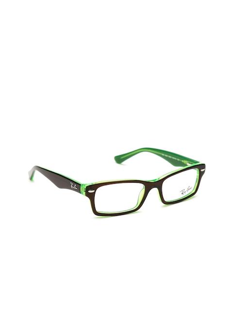 Ray-Ban Men Brown Rectangular Frames 0RJ9061S70115549