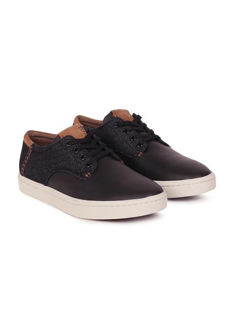 ALDO Men Black Sneakers