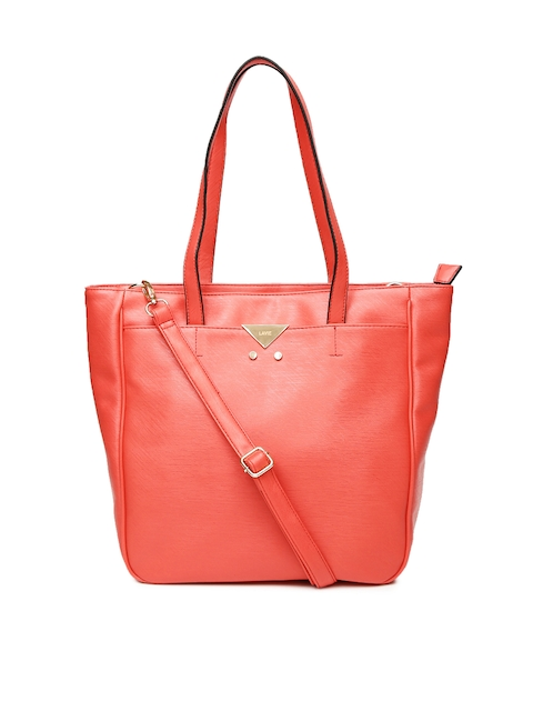 Lavie Coral Red Shoulder Bag
