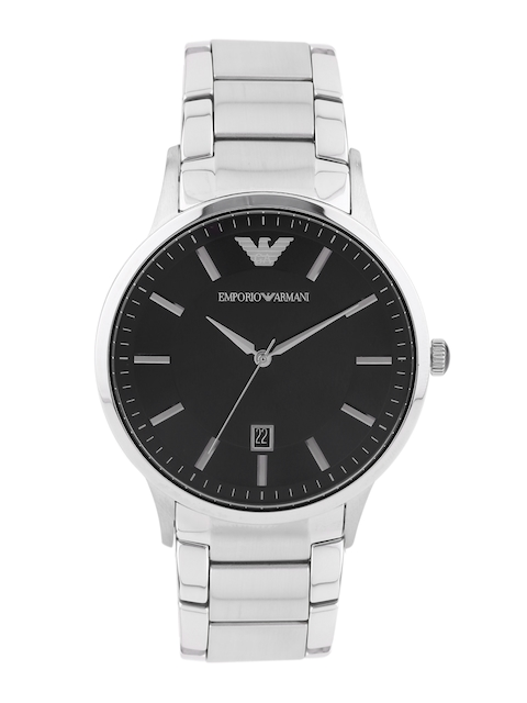 Emporio Armani Men Black Dial Watch AR2457I