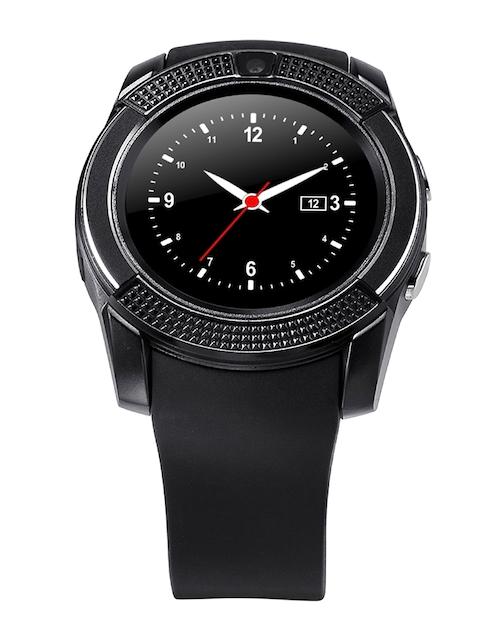 NOISE Unisex Black Smartwatch