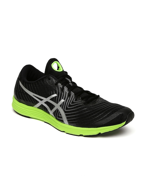 ASICS Men Black GEL-HYPER TRI 3 Running Shoes