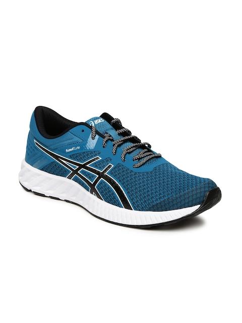 ASICS Men Blue fuzeX Lyte 2 Running Shoes