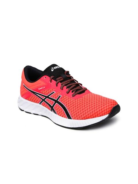 ASICS Women Coral fuzeX Lyte 2 Running Shoes