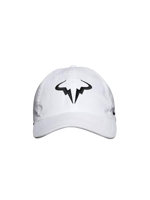 ec31c82b1ad54 Nike Unisex White AEROBILL H86 Rafa Tennis Cap