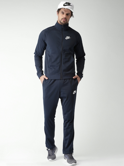 Nike Navy AS M NSW Tracksuit