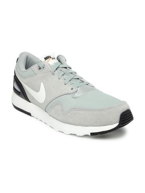Nike Men Grey Colourblocked Air Vibenna Sneakers