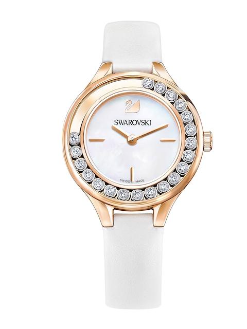 SWAROVSKI Women Lovely Crystals Mini Watch