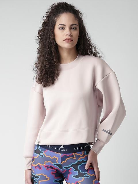 Stella McCartney by Adidas Pink ESS Sweatshirt