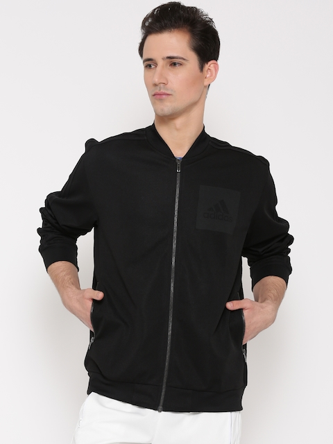 Adidas Black ID TTOP Sporty Jacket