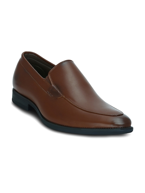 Get Glamr Men Brown Semiformal Shoes