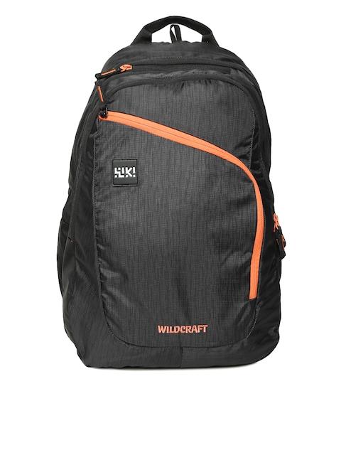 Wildcraft Unisex Black Hue 8 Backpack