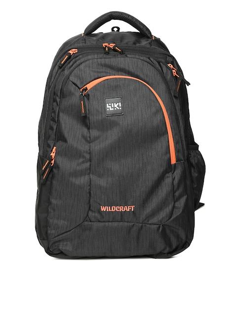 Wildcraft Unisex Black Hue 9 Laptop Backpack