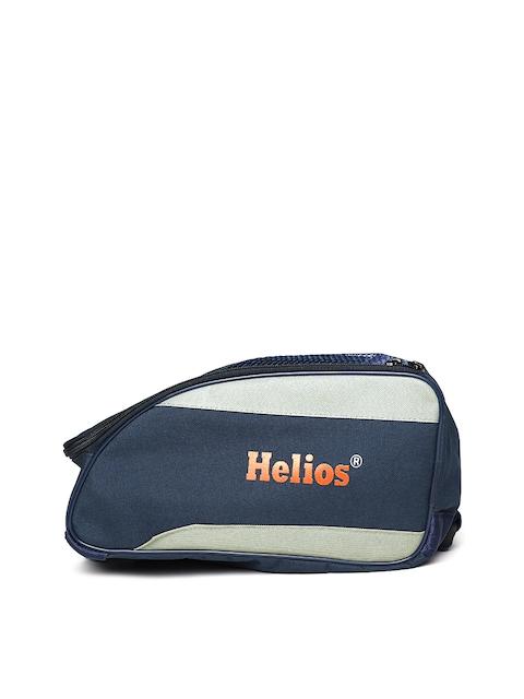 Helios Unisex Navy Shoe Bag