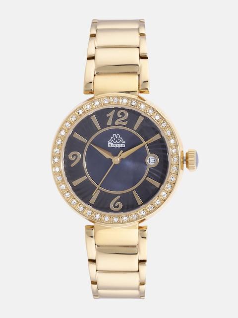 Kappa Women Navy Dial Watch KP-1402L-D