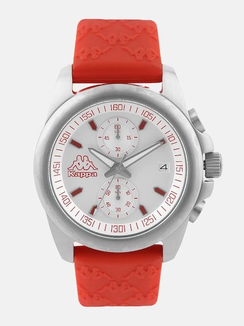 Kappa KP-1404L-B Silver- Toned Dial Chronograph Women's Watch (KP-1404L-B)