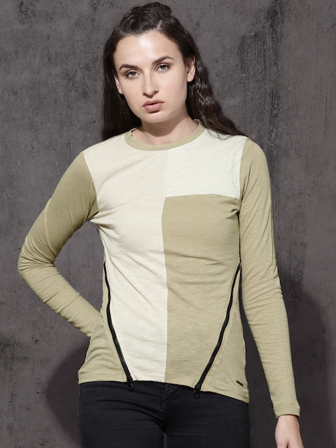 ca94ac8c Roadster Women Tops & T-Shirts Price List in India 10 June 2019 ...