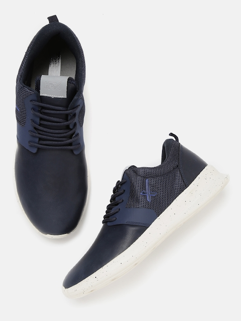 HRX by Hrithik Roshan Men Pro Navy Blue Sneakers