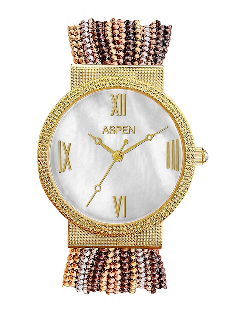ASPEN Women Silver Dial Watch AP1707A