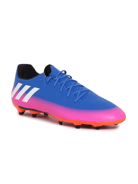 Adidas Men Blue Messi 16.3 FG Football Shoes