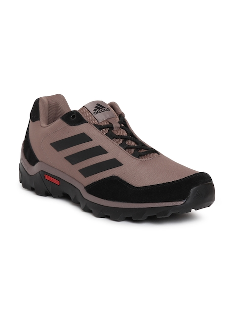 Adidas Men Brown Cape Rock IND Outdoor Shoes  available at myntra for Rs.1999