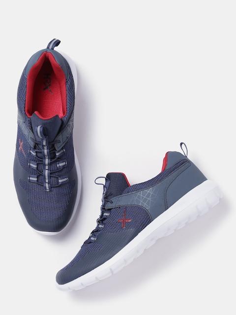 HRX by Hrithik Roshan Women Navy Blue Sports Shoes