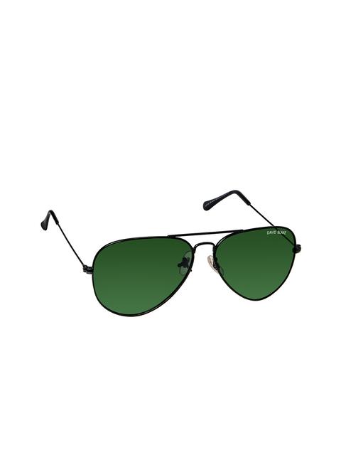 David Blake Unisex Aviator Sunglasses
