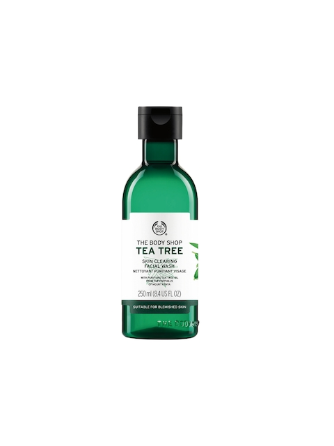 THE BODY SHOP Unisex Tea Tree Skin Clearing Face Wash