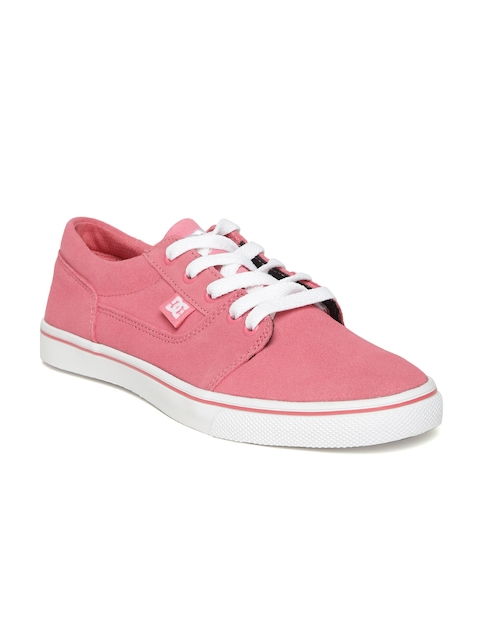 DC Women Pink TONIK W Sneakers