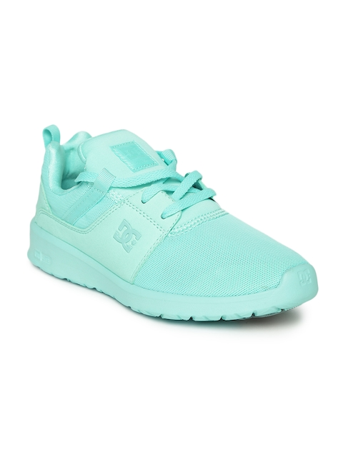 DC Women Green HEATHROW J Sneakers
