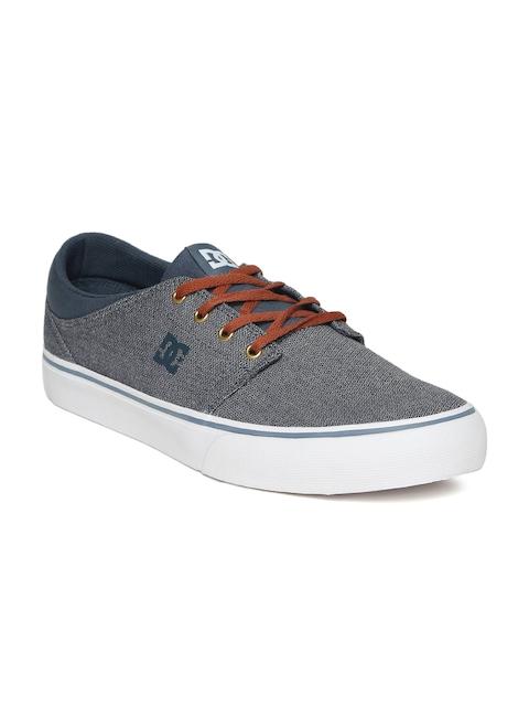 DC Men Blue Trase Sneakers