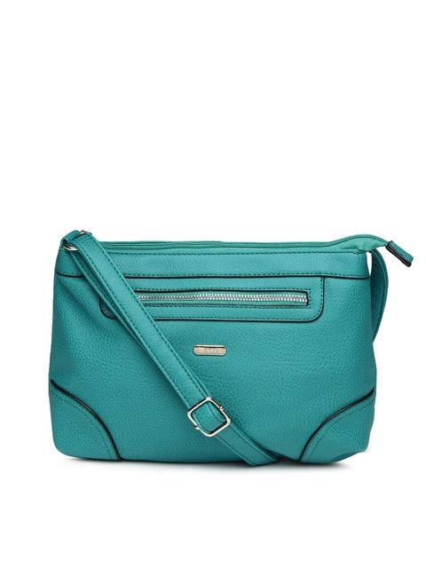 Lavie Teal Blue Sling Bag