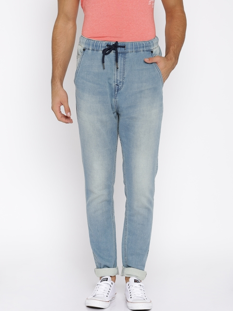 Pepe Jeans Men Blue Comfort Fit Jeans