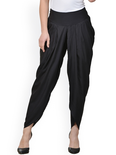 Castle Black Dhoti Pants