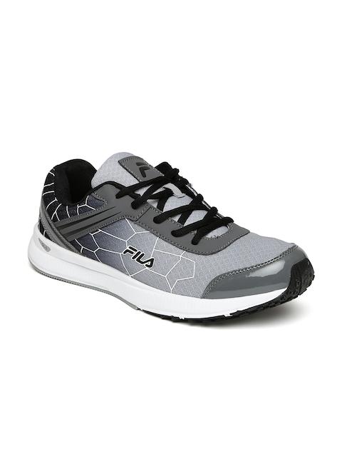 FILA Men Grey Running AERO SPEED Shoes