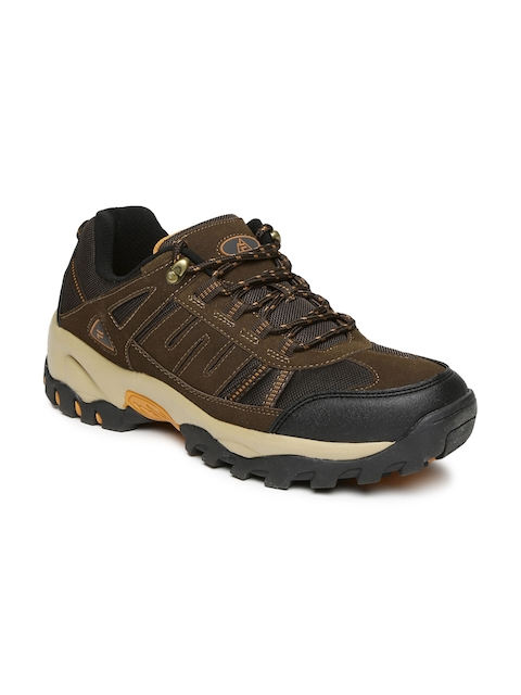 FILA Men Brown Island HEXO Trekking Shoes