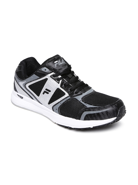 FILA Men Black PRO SPEED Running Shoes