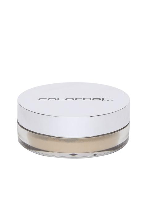Colorbar Beige Fair Flawless Air Brush Finish Loose Powder 001W