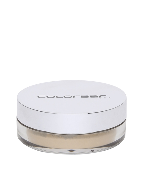 Colorbar Flawless Air Brush Finish Loose Powder Compact, 002W Beige Classic, 12 Gm