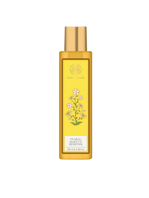 Forest Essentials Unisex Floral Makeup Remover