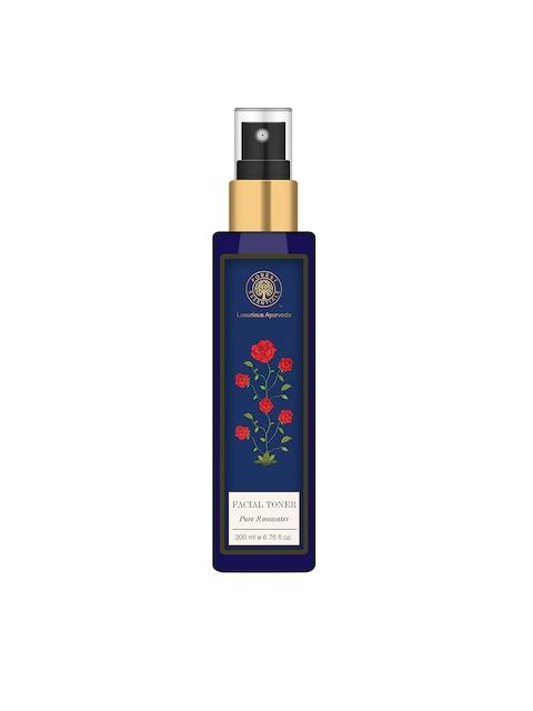 Forest Essentials Unisex Pure Rosewater Facial Toner