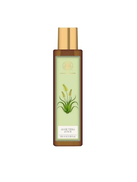 Forest Essentials Unisex Aloe Vera Juice Toner