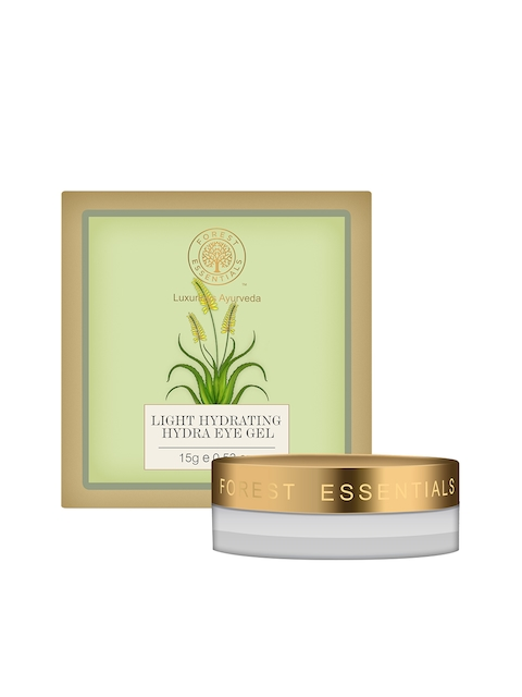 Forest Essentials Unisex Light Hydrating Hydra Eye Gel