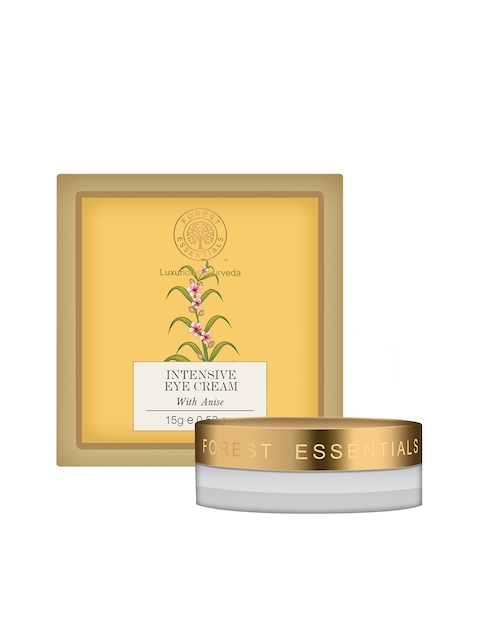 Forest Essentials Unisex Intensive Eye Cream with Anise