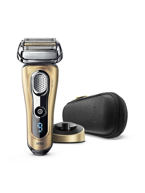 Braun Series Wet and Dry Electric Shaver with Charging Stand 9 9299S