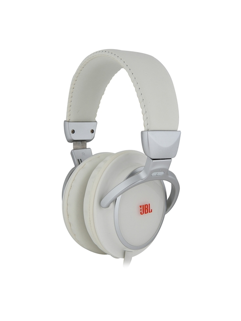 JBL Unisex White Headphones with Mic C700SI